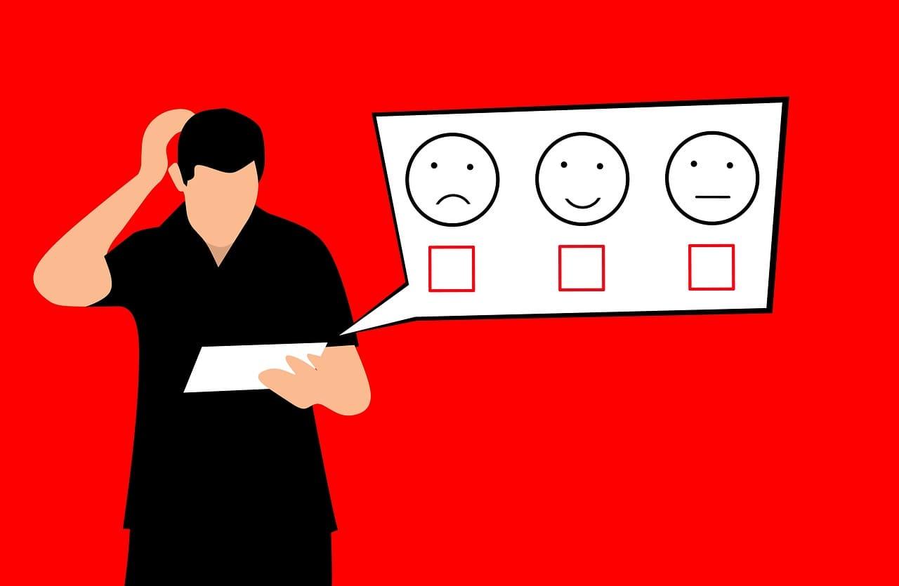 Тесты о работе